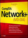 CompTIA Network+ (N10-004) (MP3): N10-004 LS